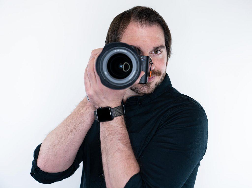Portrait Stefan Tschumi