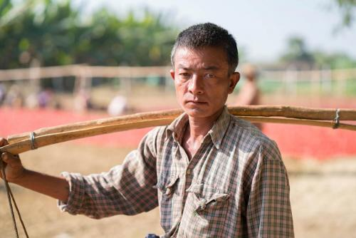 Chili Worker Myanmar