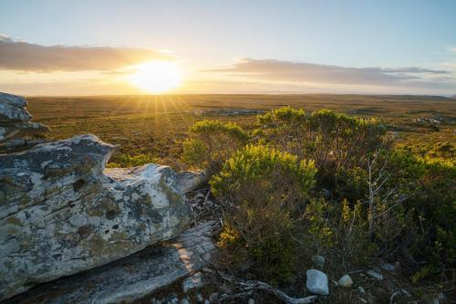 Kap der guten Hoffnung Sonnenuntergang