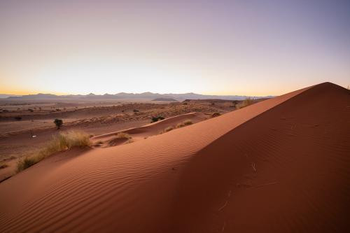 Dune Blue Hour