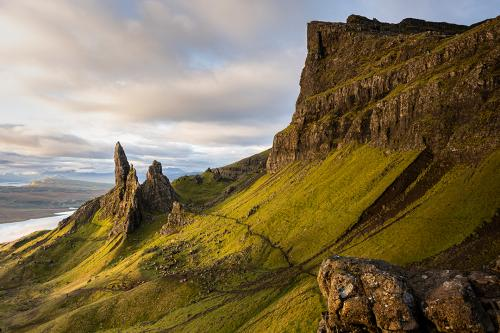 Old Man of Storr Sunrise